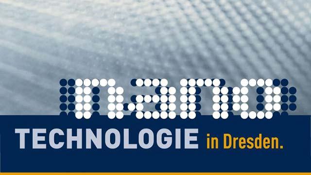 Nanotechnologie in Dresden Logo