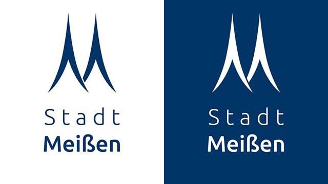Neues Logo für die Stadt Meißen