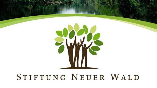 "LIGNUM Logoentwicklung ""Stiftung Neuer Wald"""