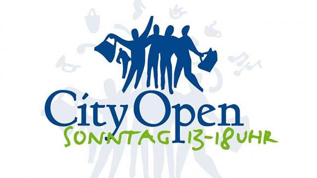 "City Leipzig Logoentwicklung ""City Open"""