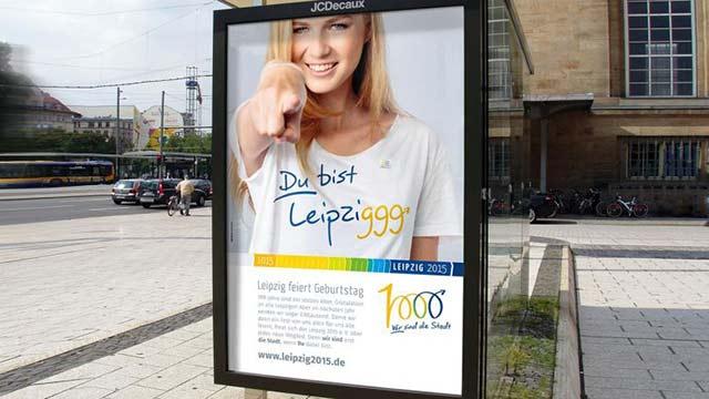 "Kampagne ""Du bist Leipzi999"""