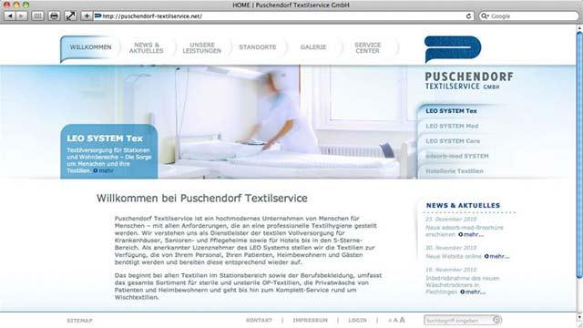 Puschendorf Website