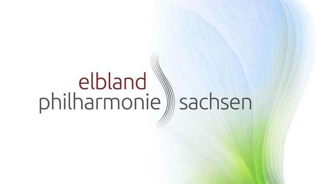 Elbland Philharmonie Sachsen mit neuem Logo