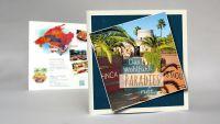 Folder für's Paradies