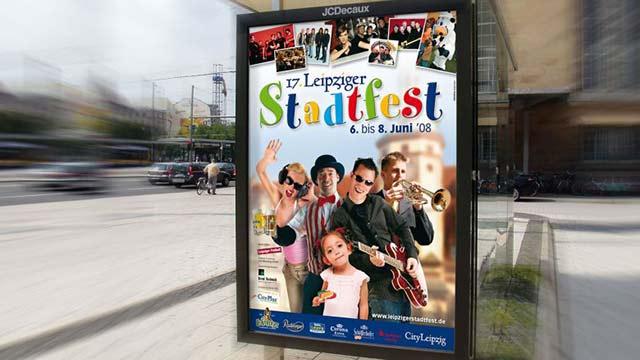 Leipziger Stadtfest 2008