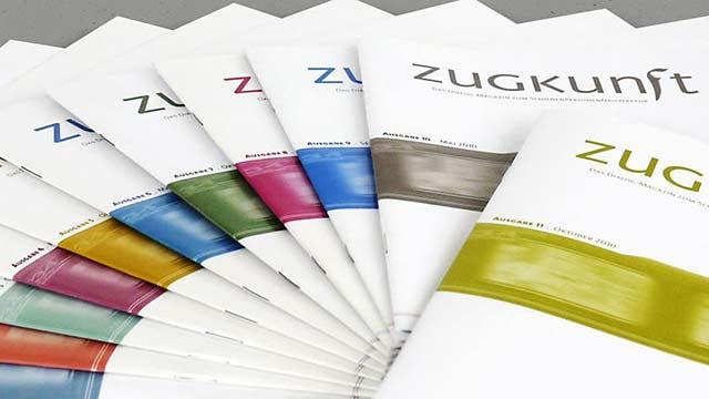 ZVNL Zugkunst-Magazin