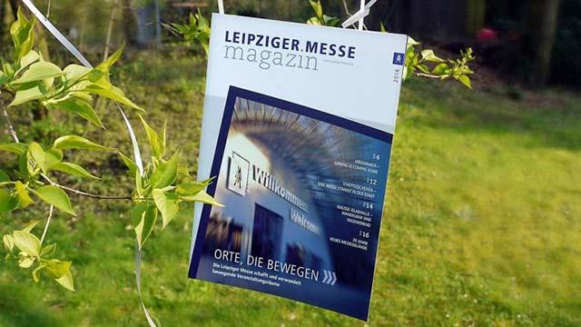 Ein Magazin, das bewegt