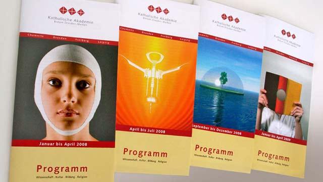 Katholische Akademie Dresden Programmhefte