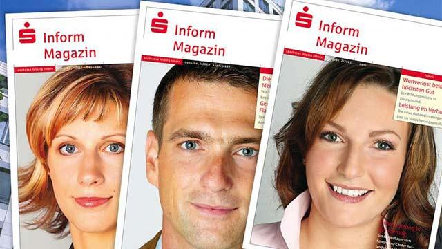 Sparkasse Leipzig Magazin s-inform