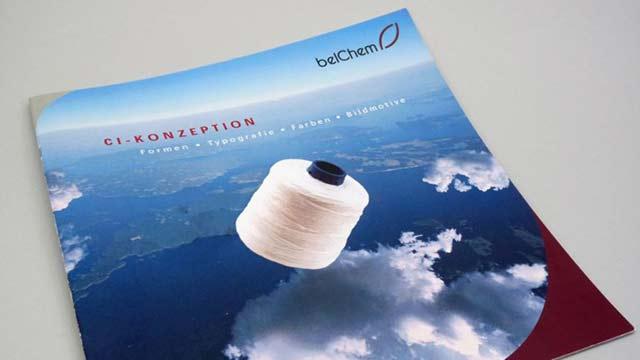 belChem Corporate Design