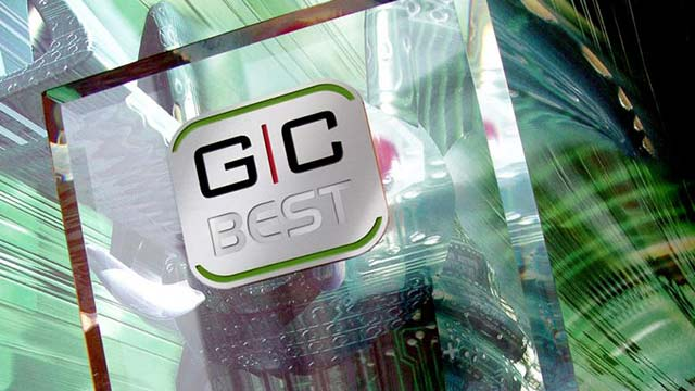 "Games Convention Siegel ""GC Best"""