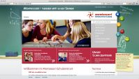 WebSite Montessori-Schulzentrum