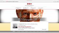 Website der Katholischen Akademie Dresden