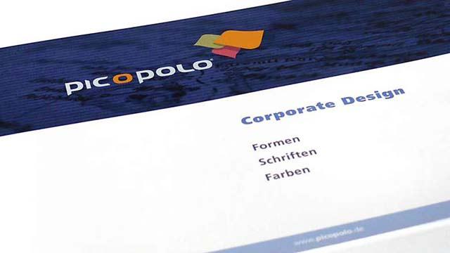 picopolo Corporate Design