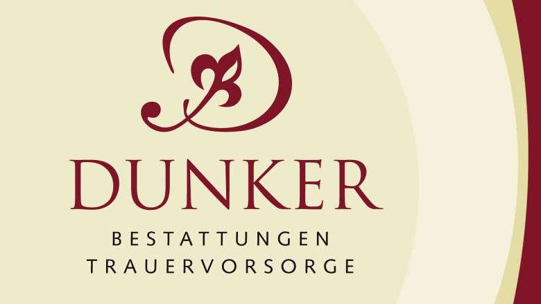 Bestattungen Dunker Logoentwicklung