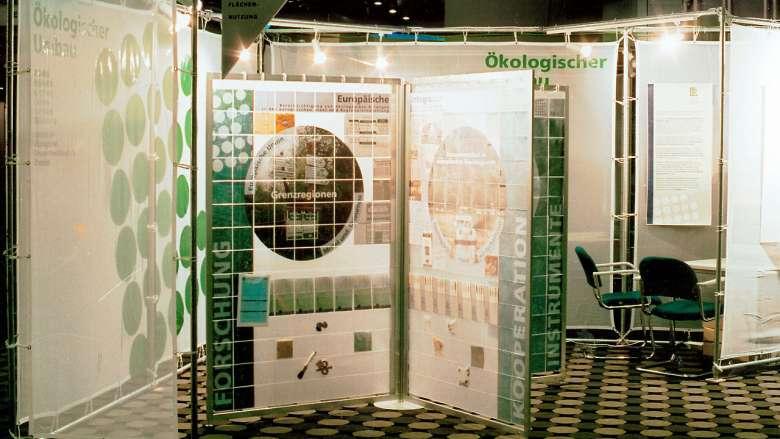 IÖR experimentelles Ausstellungssystem