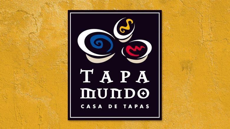 Tapamundo Logoentwicklung