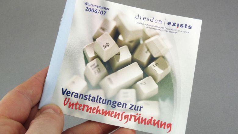 Dresden exists Veranstaltungs-Programm 2006/07