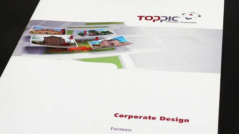 Toppic Corporate Design