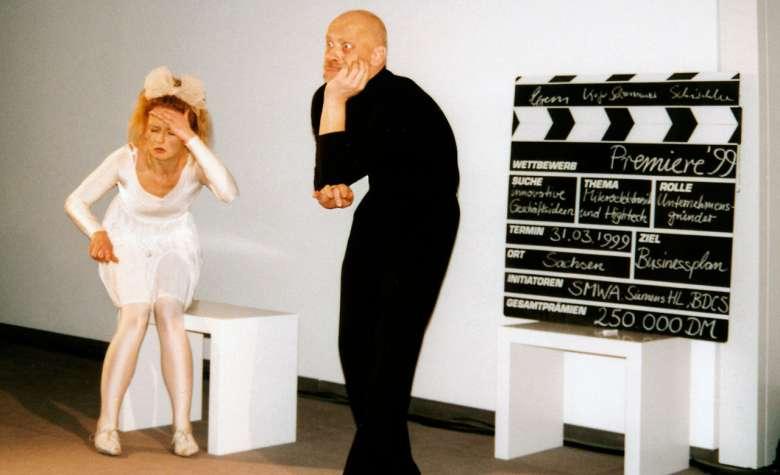 BDCS Eröffnungsevent Premiere'99