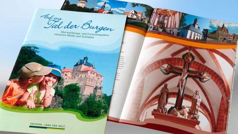 """""""Tal der Burgen"""" Gastgeberverzeichnis"""