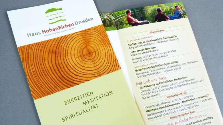 HohenEichen - Exerzitienhaus mit neuem Jahresprogramm