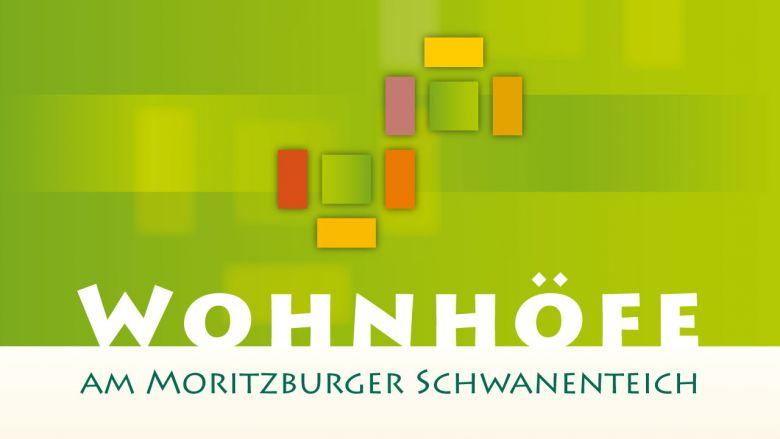 Wohnhöfe am Moritzburger Schwanenteich Logoentwicklung
