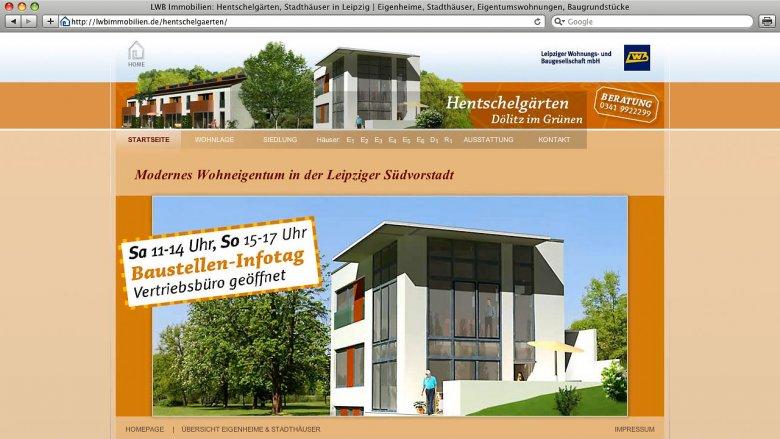 LWB Website Hentschelgärten