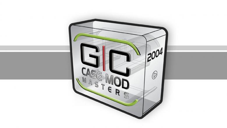 """Games Convention Logoentwicklung """"Casemod"""""""