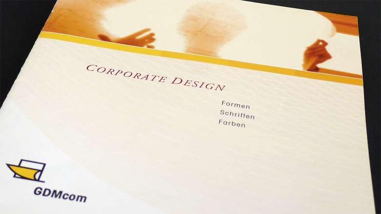 GDMcom Corporate Design