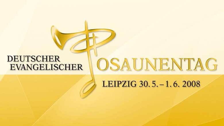Posaunentag 2008 Logoentwicklung