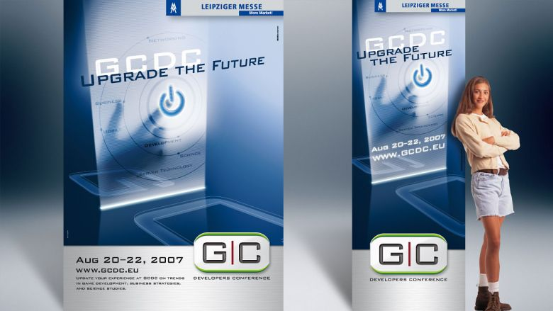 Games Convention 2007 GCDC