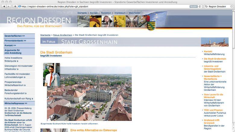Großenhain PR-Portal
