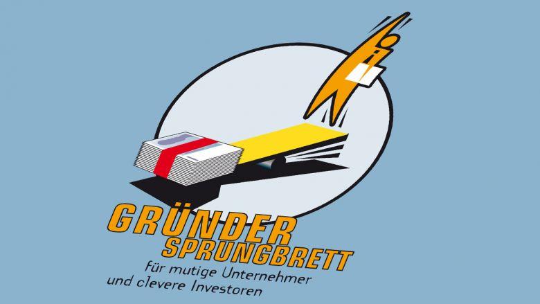 Gründersprungbrett Logo