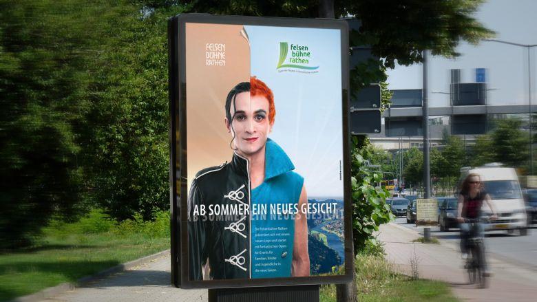 Auftaktkampagne der Landesbühnen Sachsen