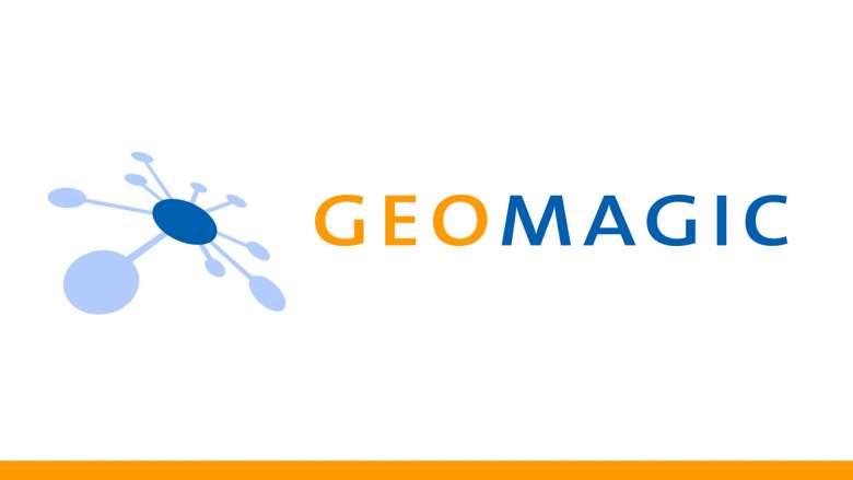 Geomagic Logoentwicklung
