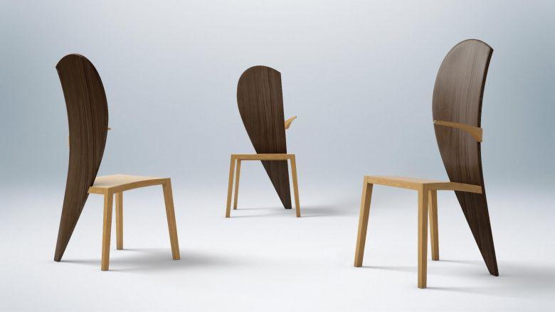 VIVUM Design von Stühlen