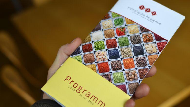 Das Frühjahrsprogramm der Katholischen Akademie