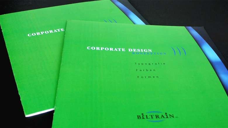Biltrain Corporate Design