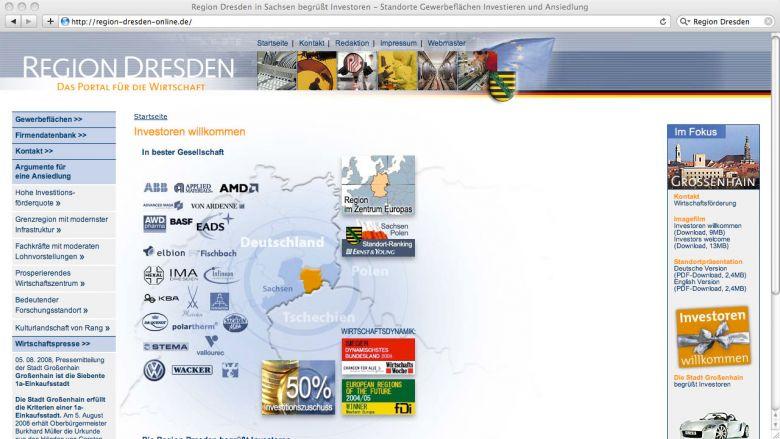 Region Dresden Online