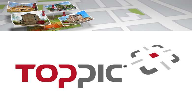 Toppic Logoentwicklung
