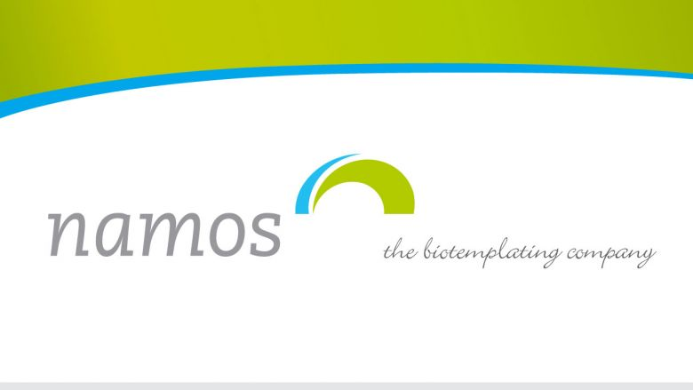 Namos Relaunch Logo