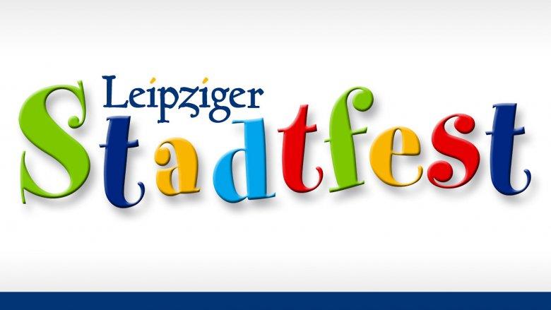 "City Leipzig Logoentwicklung ""Leipziger Stadtfest"""
