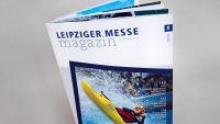 Das neue Leipziger Messe Magazin ist da
