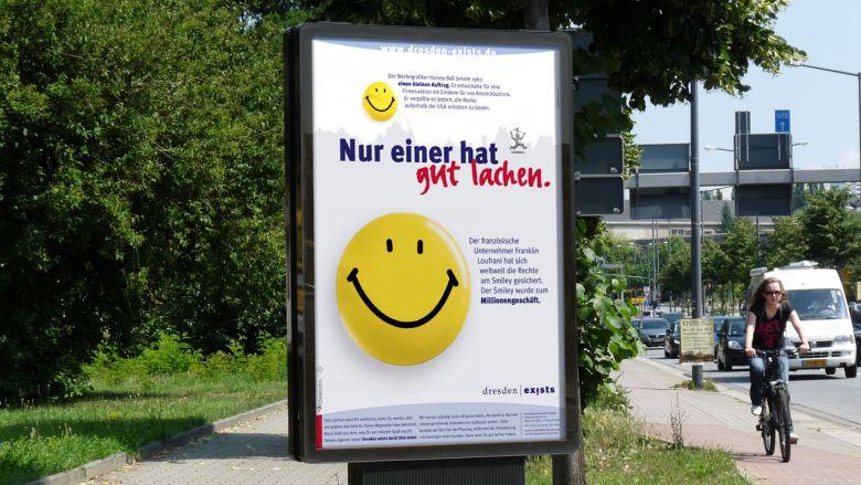 Dresden exists Einführungskampagne