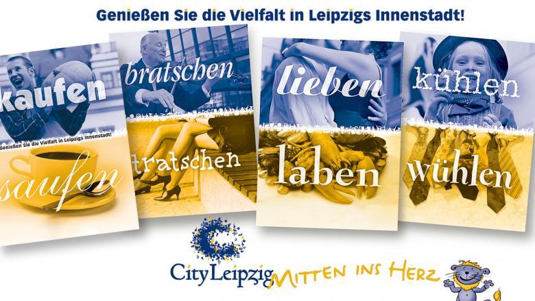 City Leipzig Radiospots Imagekampagne