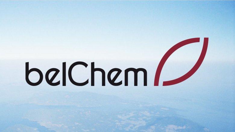 belChem Logoentwicklung