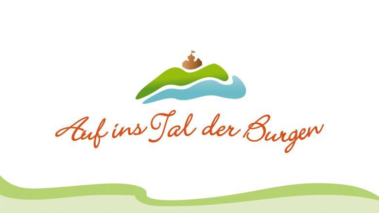 """Das """"Tal der Burgen"""" mit neuem Logo"""