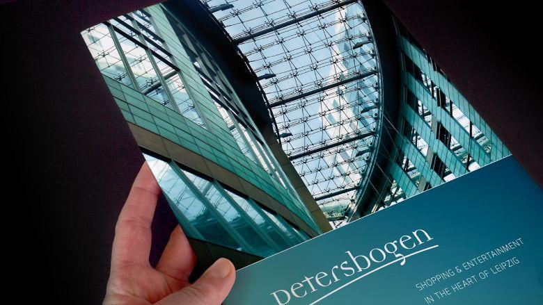 Immobilienbroschüre Petersbogen