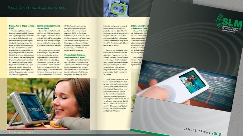 SLM Jahresbericht 2006